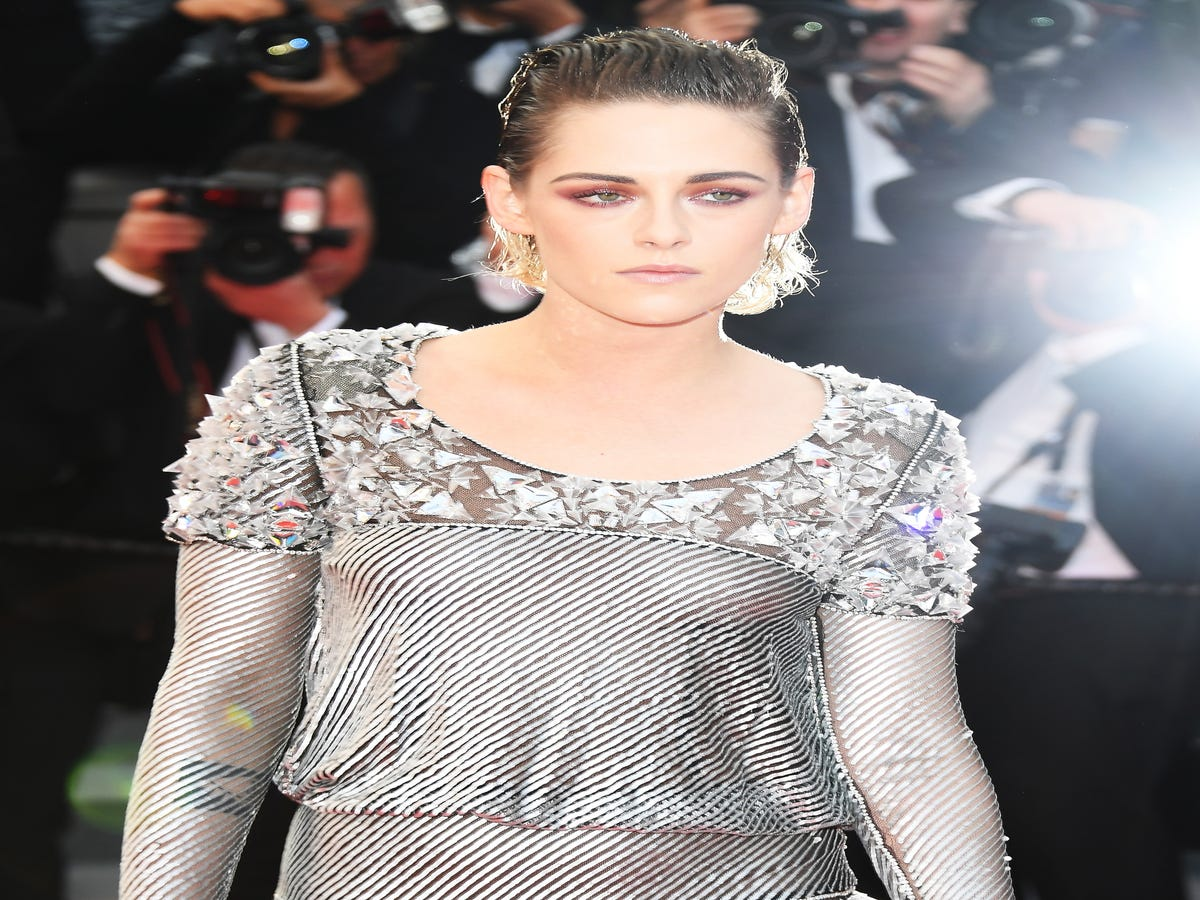 Kristen Stewart Reminds Us Cannes Still Has An Outdated Dress Code