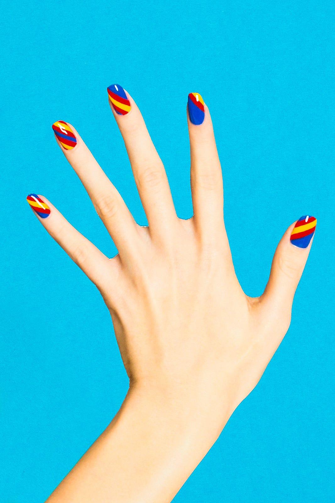 Best Nail Art Inspiration Madeline Poole