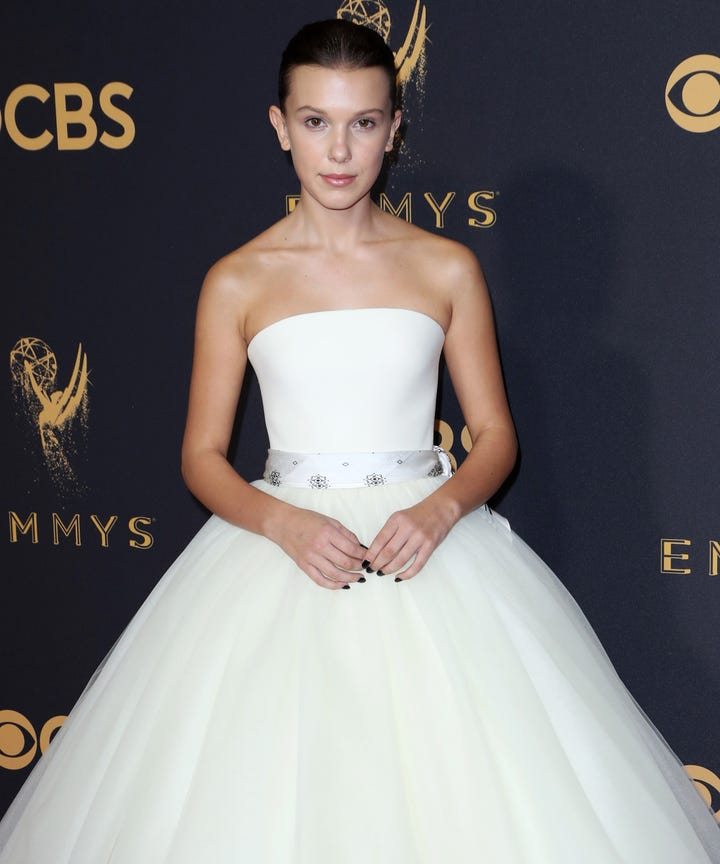 Emmys 2017 Best Dressed Red Carpet Photos Nominee Looks