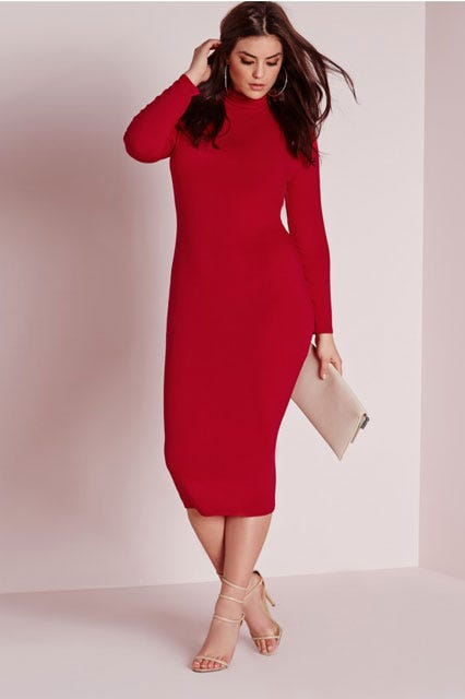 Plus Size Formal Dresses - Curvy Women, Evening Dresses