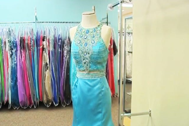 Dress Code Prom Dresses Violations High School