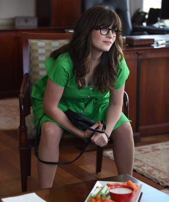 Zooey Deschanel in New Girl on Fox