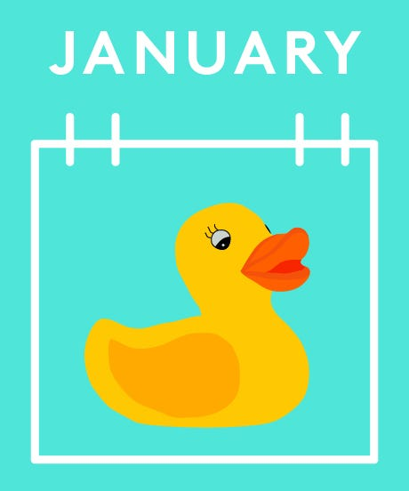 Your Month In Weird Holidays: January 2014
