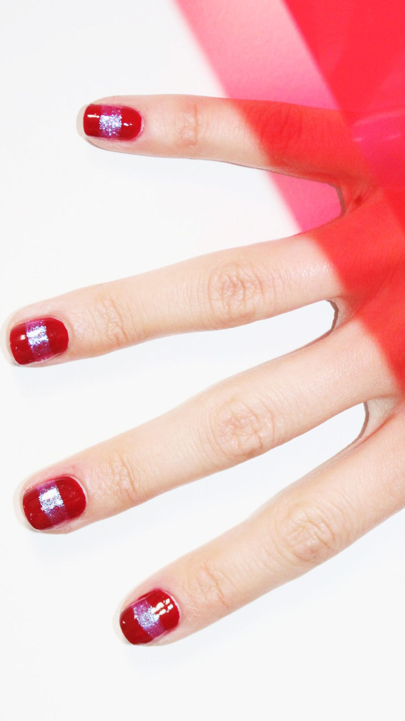 How To Layer Nail Colors - Mixing Polish