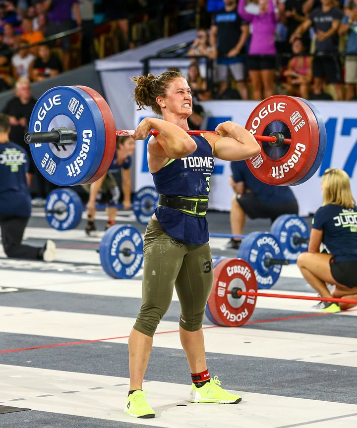 Meet The Fittest Woman On Earth