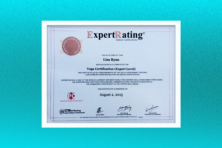 Yoga Teacher Training Background Online Accreditation