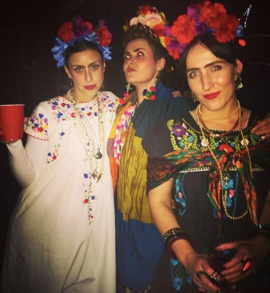 Frida Kahlo Costume