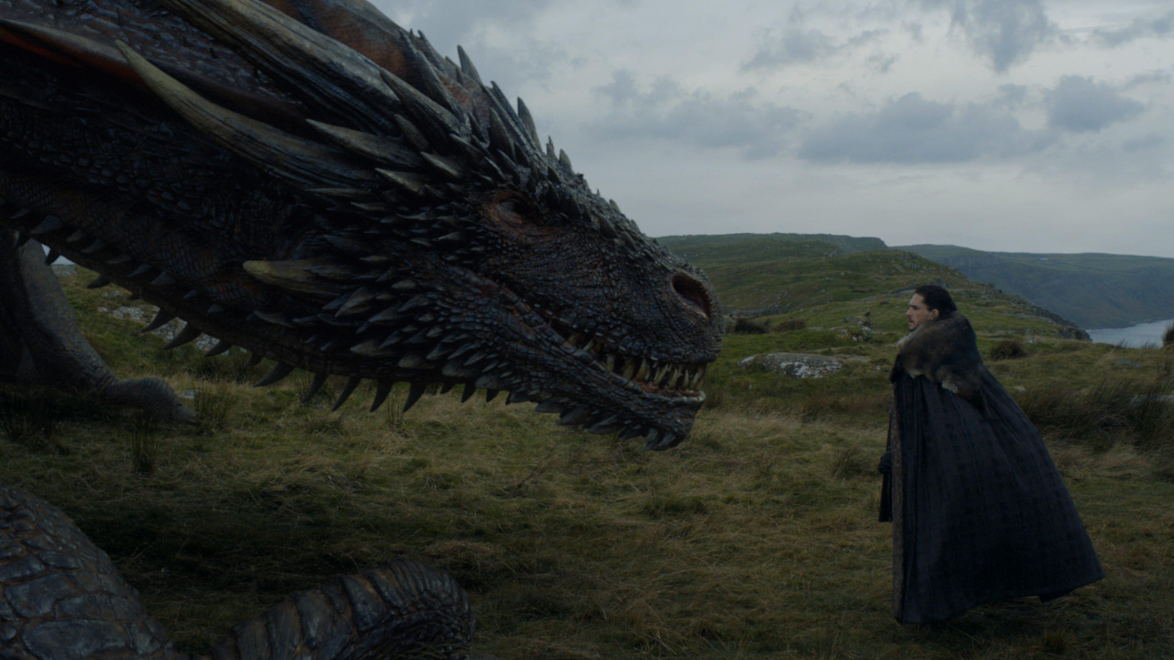 Did GOT Season 8 Episode 5 Promo Tease Two Dragons?