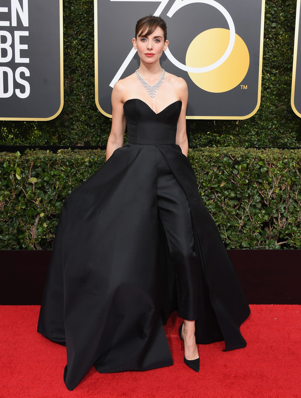 Best Dressed Golden Globes 2018 E