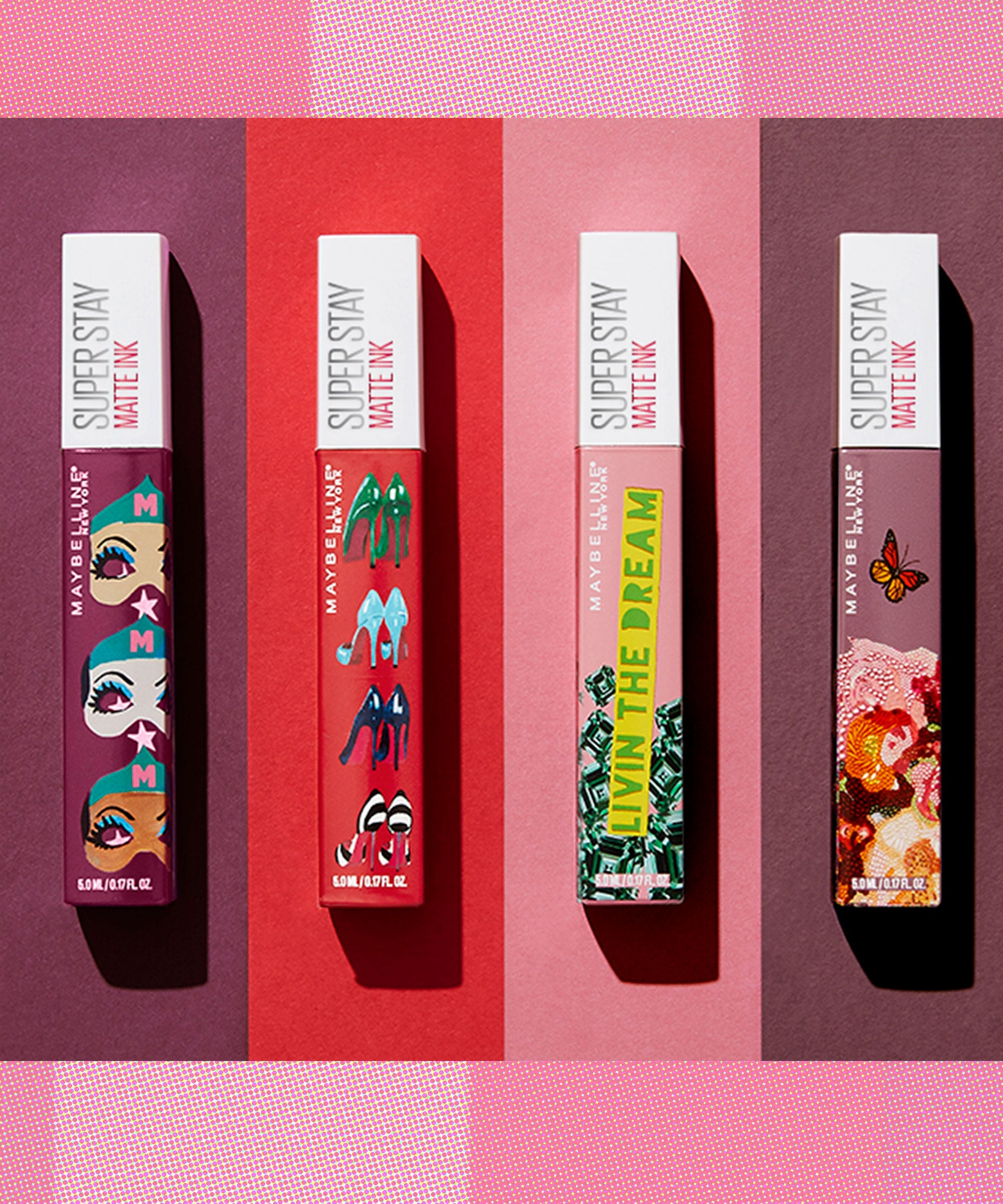 Maybelline's Best-Selling Lipstick Just Got The Cutest Summer Upgrade