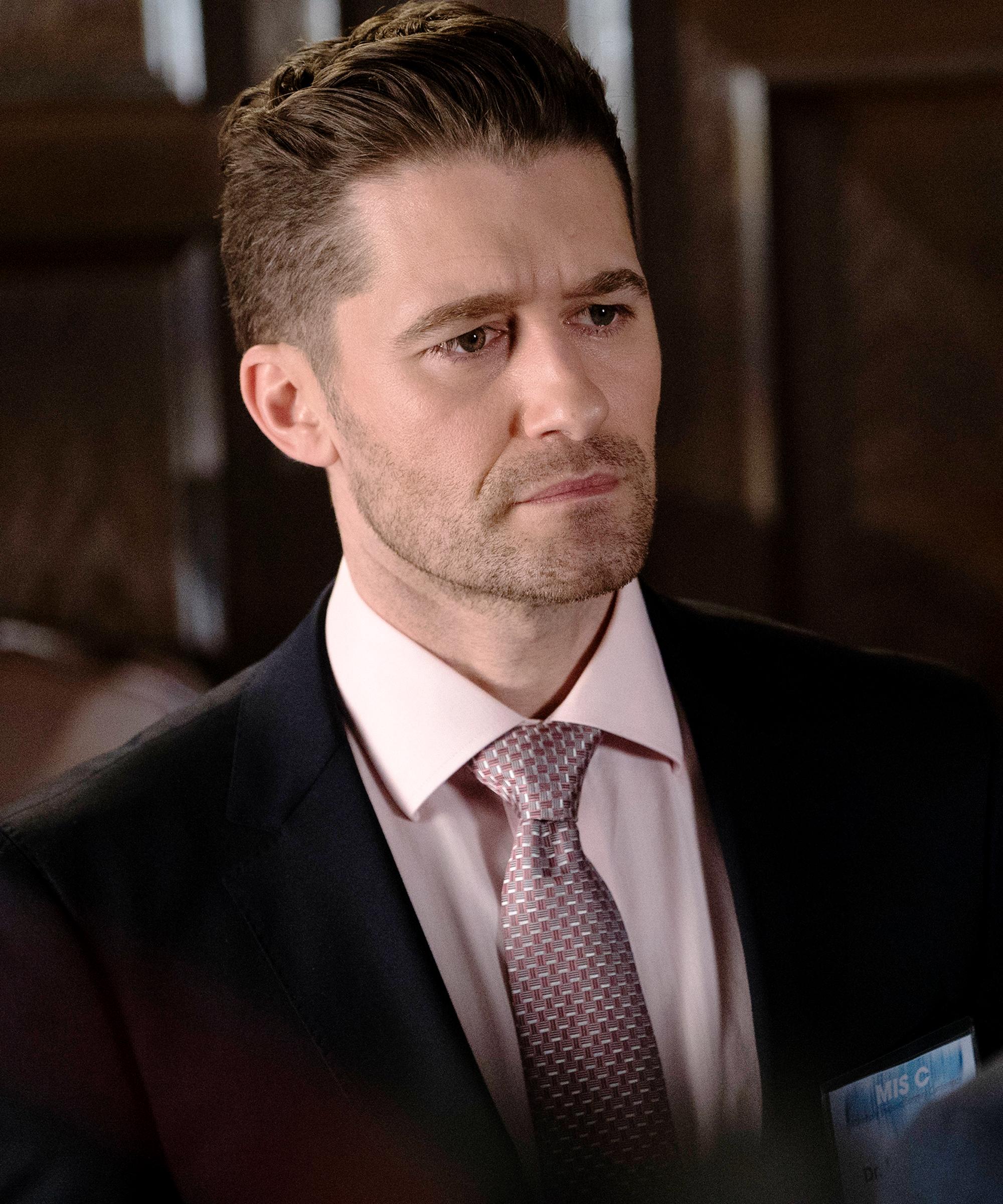 Greys Anatomy Season 14 Matthew Morrison Returns