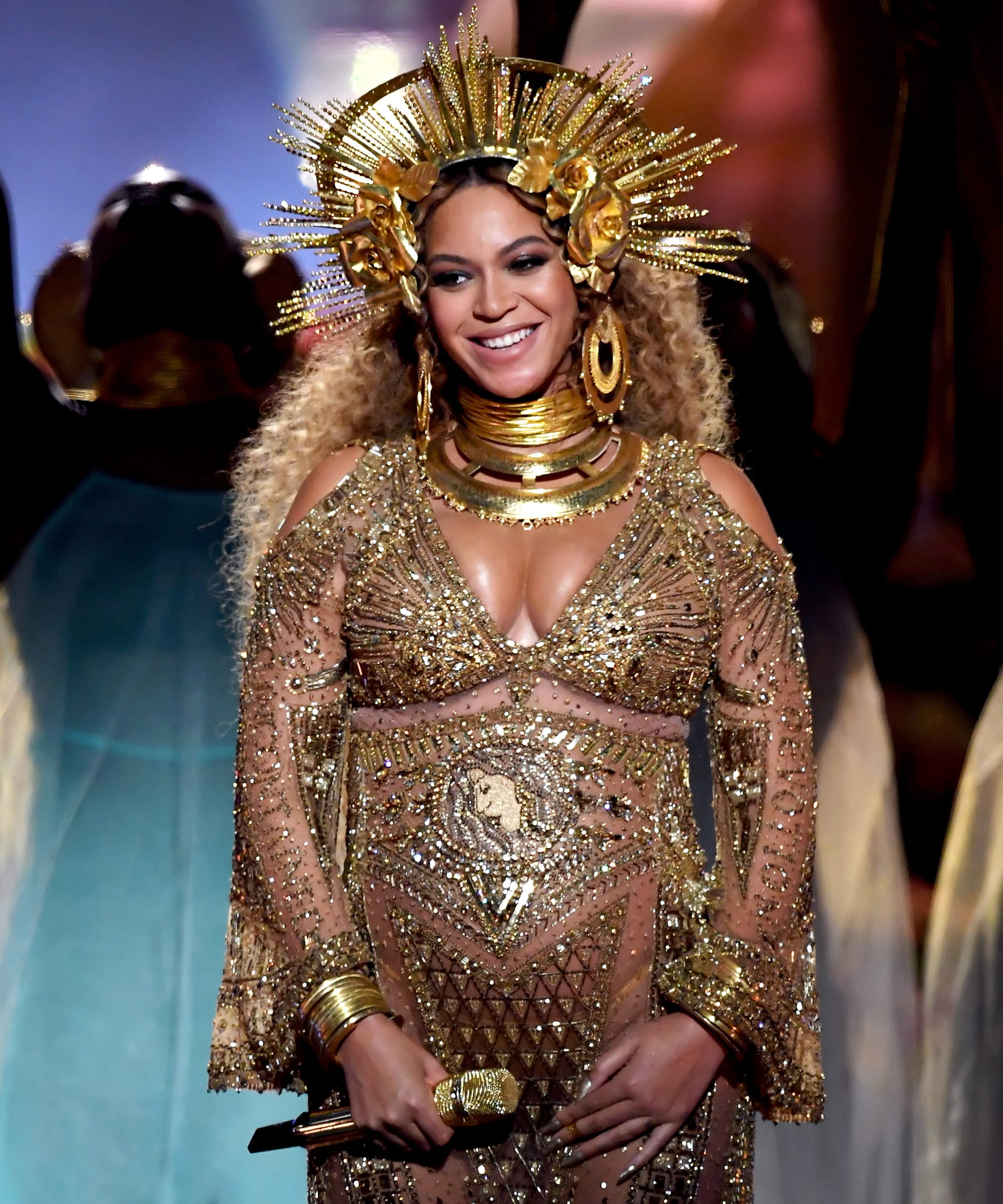 beyonce grammys feminist message strong women mothers