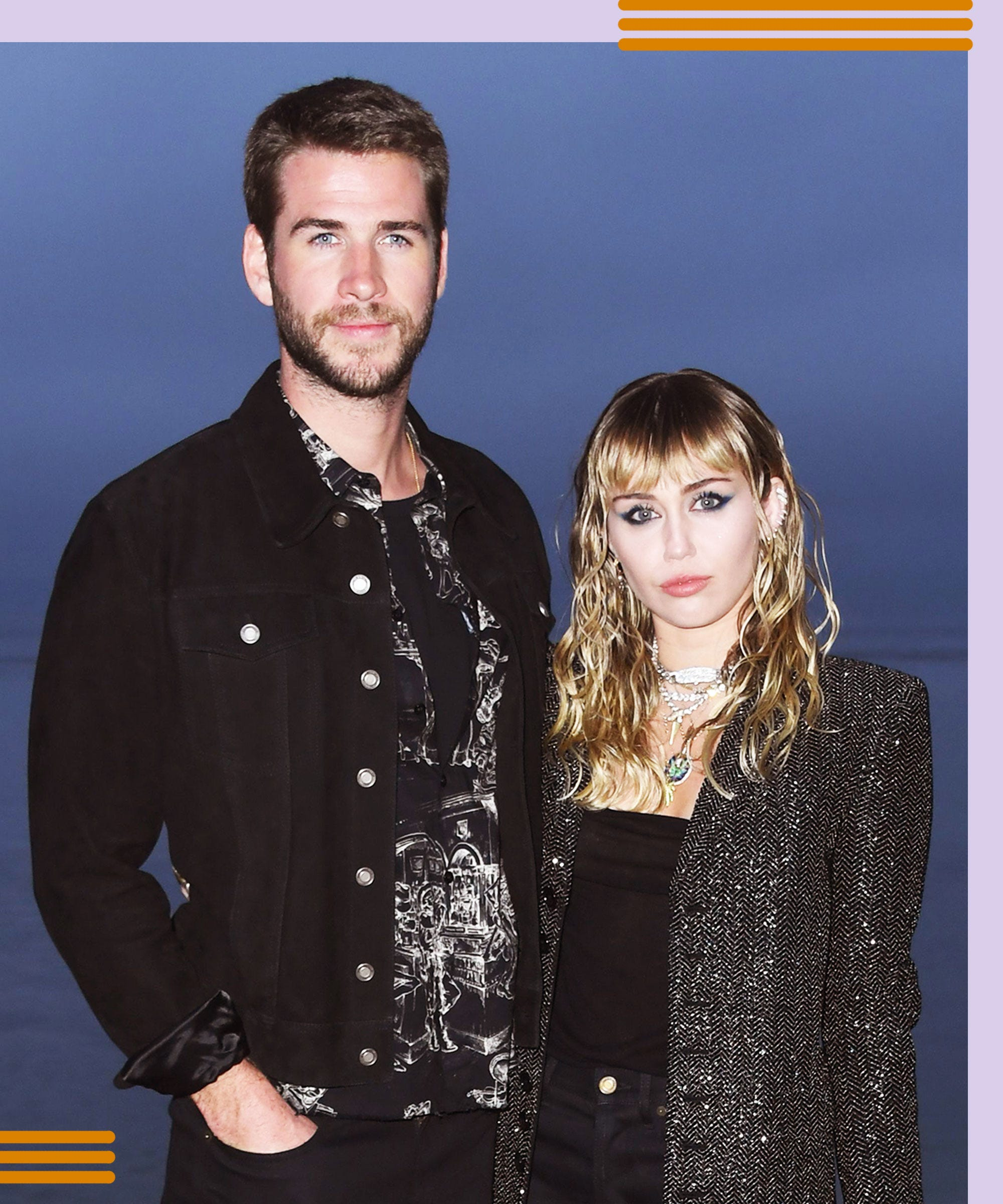 Liam Hemsworth Just Spoke Out About Miley Cyrus & Their Split