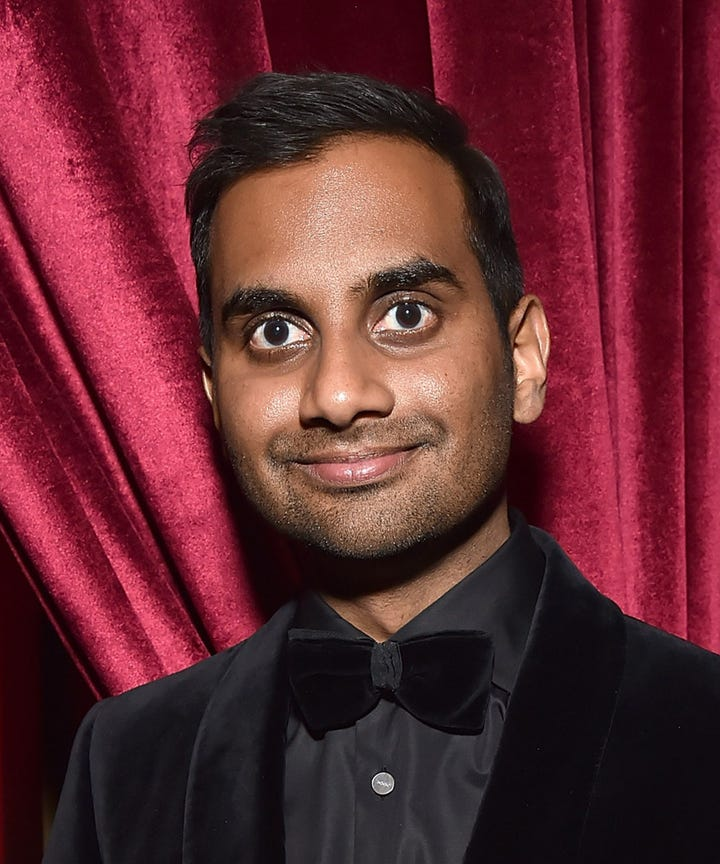 Aziz ansari sexual assault defence new york times the debate about aziz ansari consent just got even more heated stopboris Choice Image