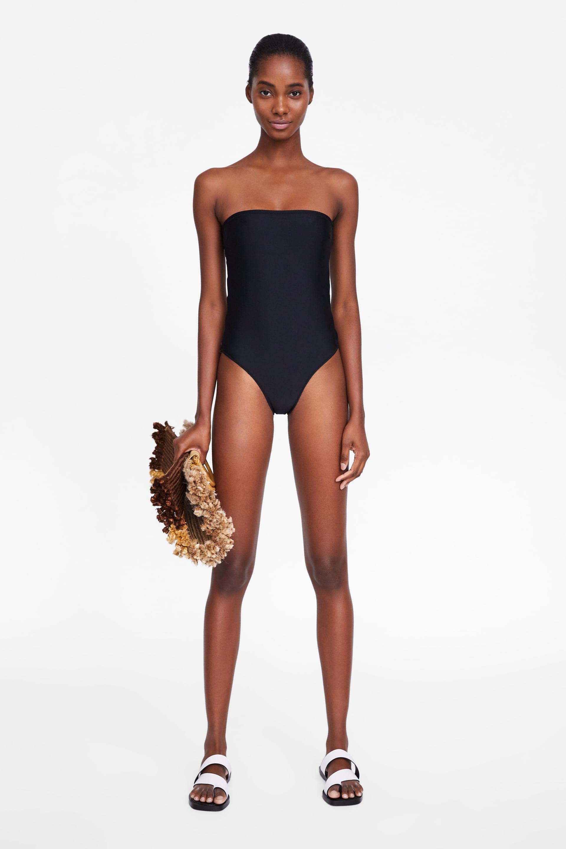 eef78365207 Zara Swim & Beachwear Collection Spring Summer 2019