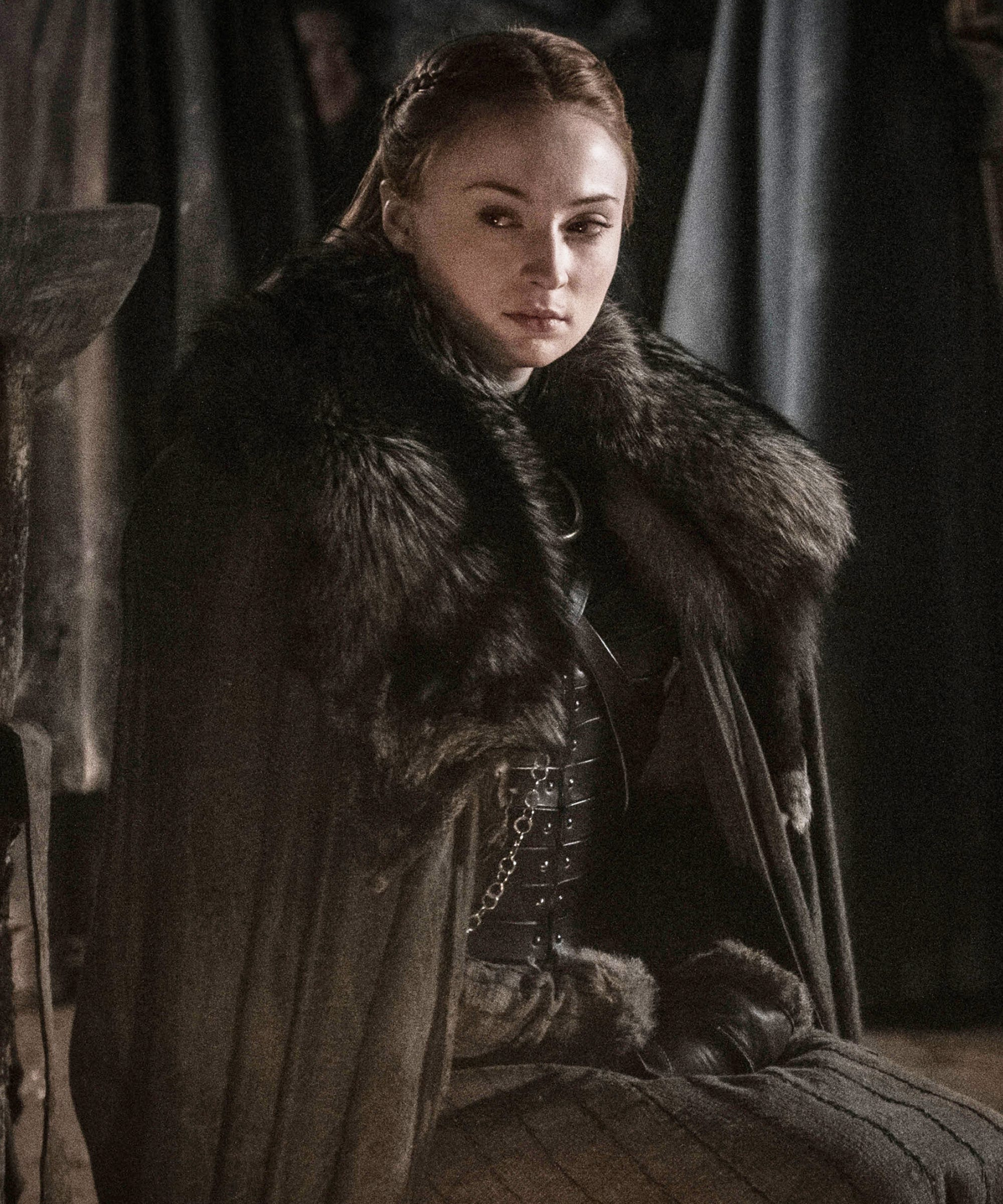 Sansa Taking The Iron Throne On Game of Thrones Is Looking More & More Likely