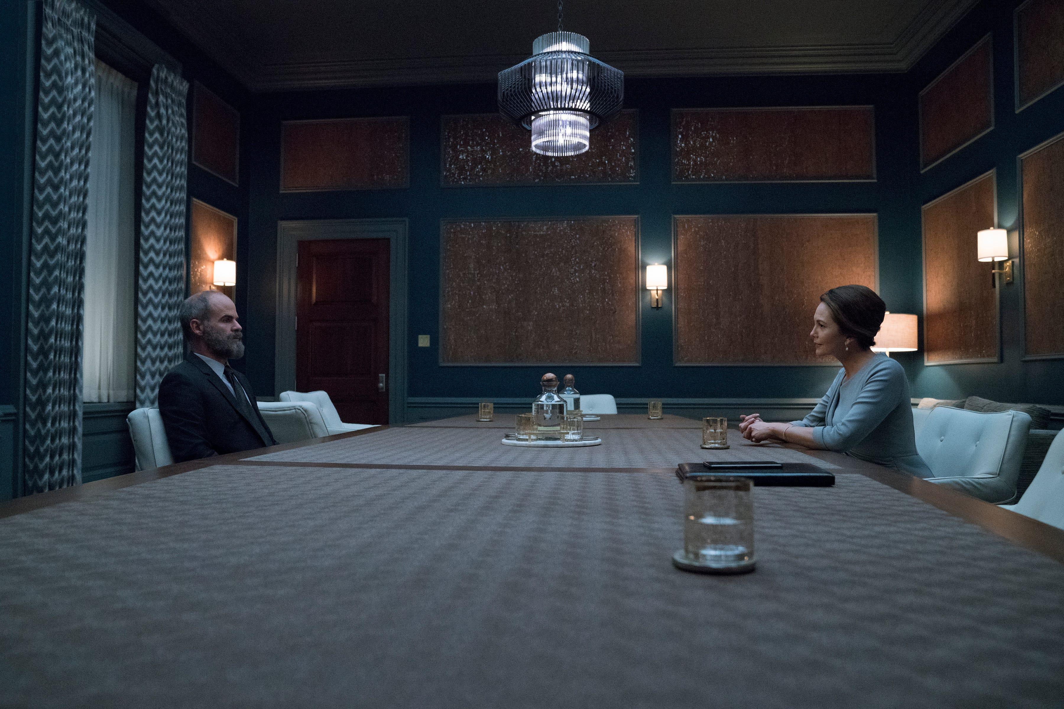 House Of Cards Recap Season 6 Episode 1-10 Guide