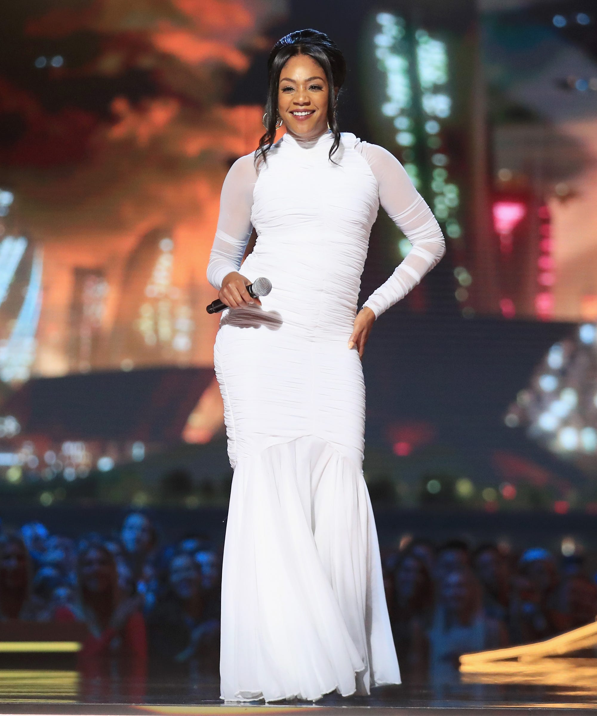 MTV Awards Recap Tiffany Haddish Jokes To Black Panther