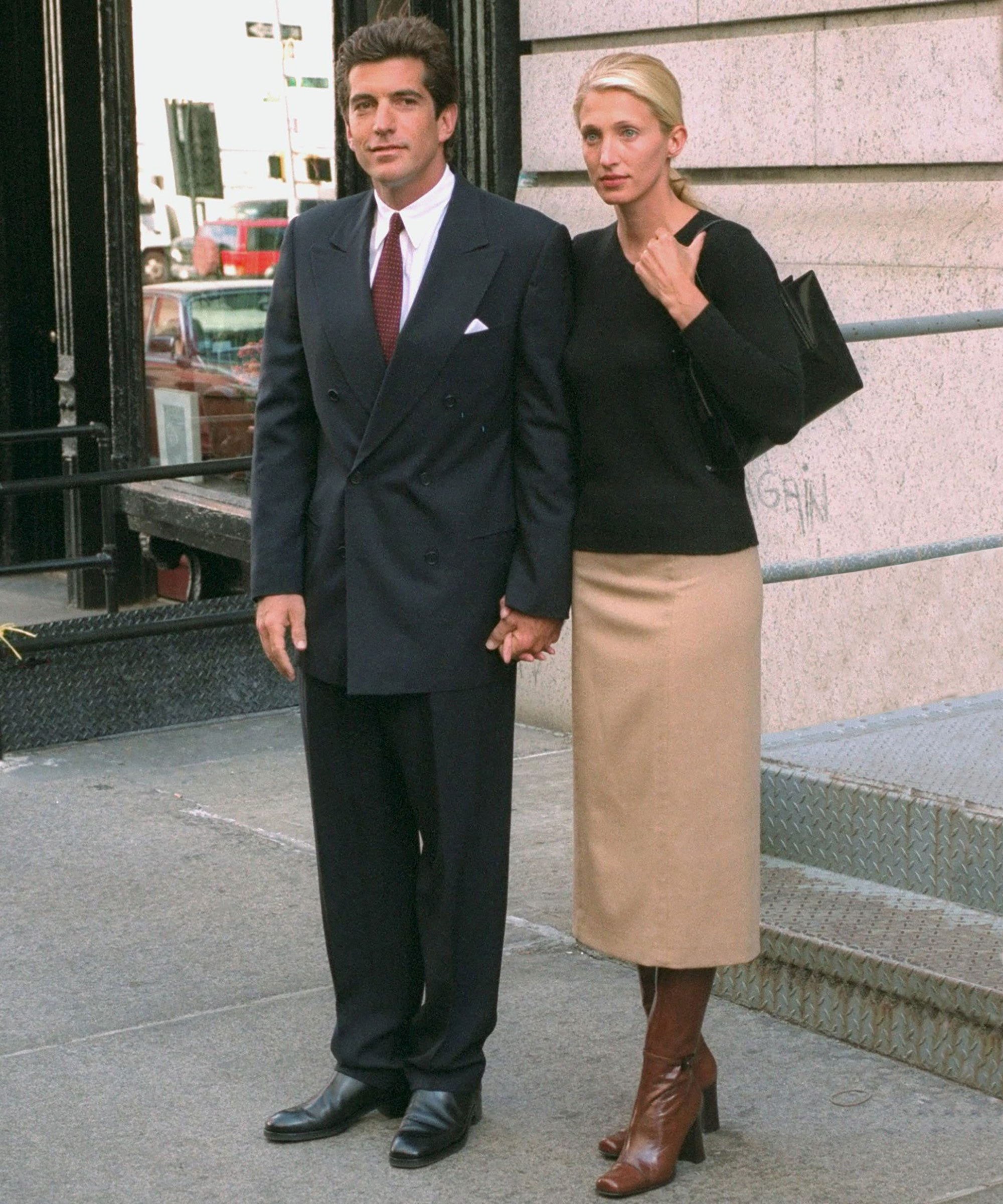 Carolyn Bessette Wedding.Carolyn Bessette Kennedy Style Inspiration And Outfits