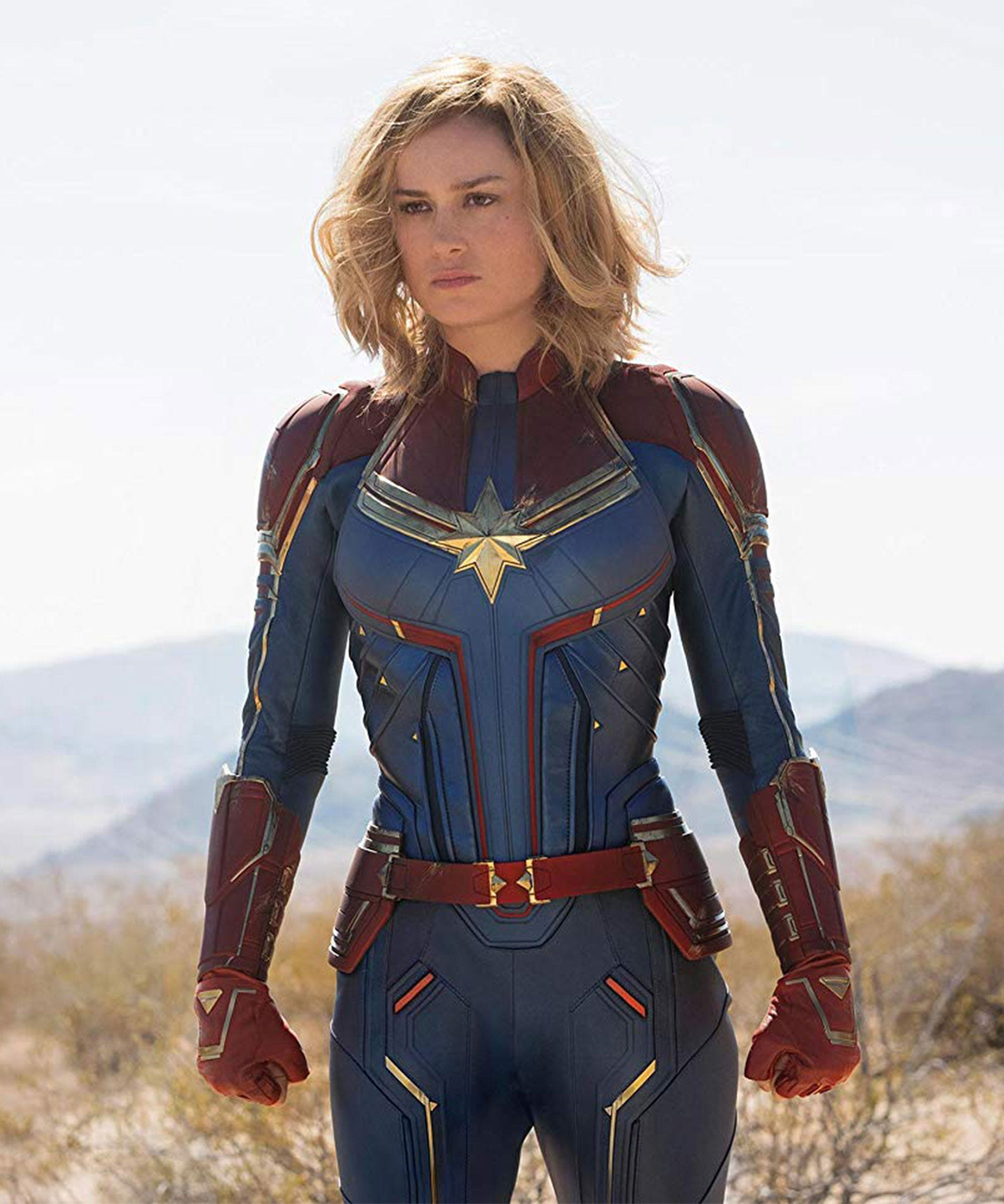 captain marvel hair sparks avengers endgame reactions