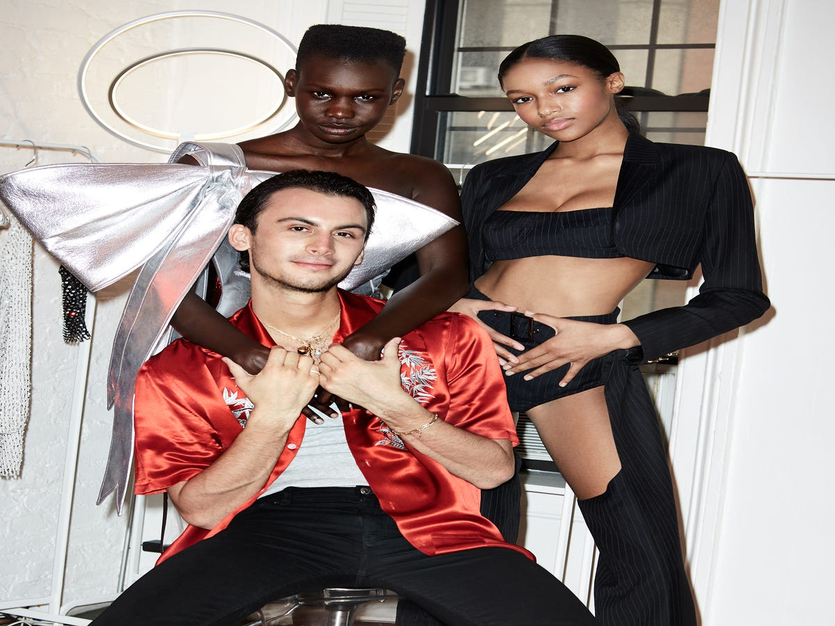 From Lady Gaga To Cardi B, The Sky Is The Limit For Christian Cowan