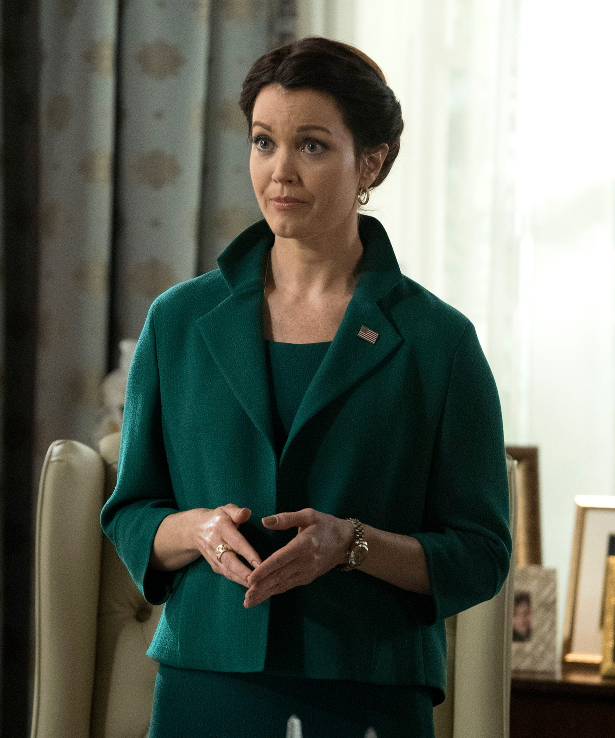 Is Scandal's Mellie Grant The Female President We Wish We Had?