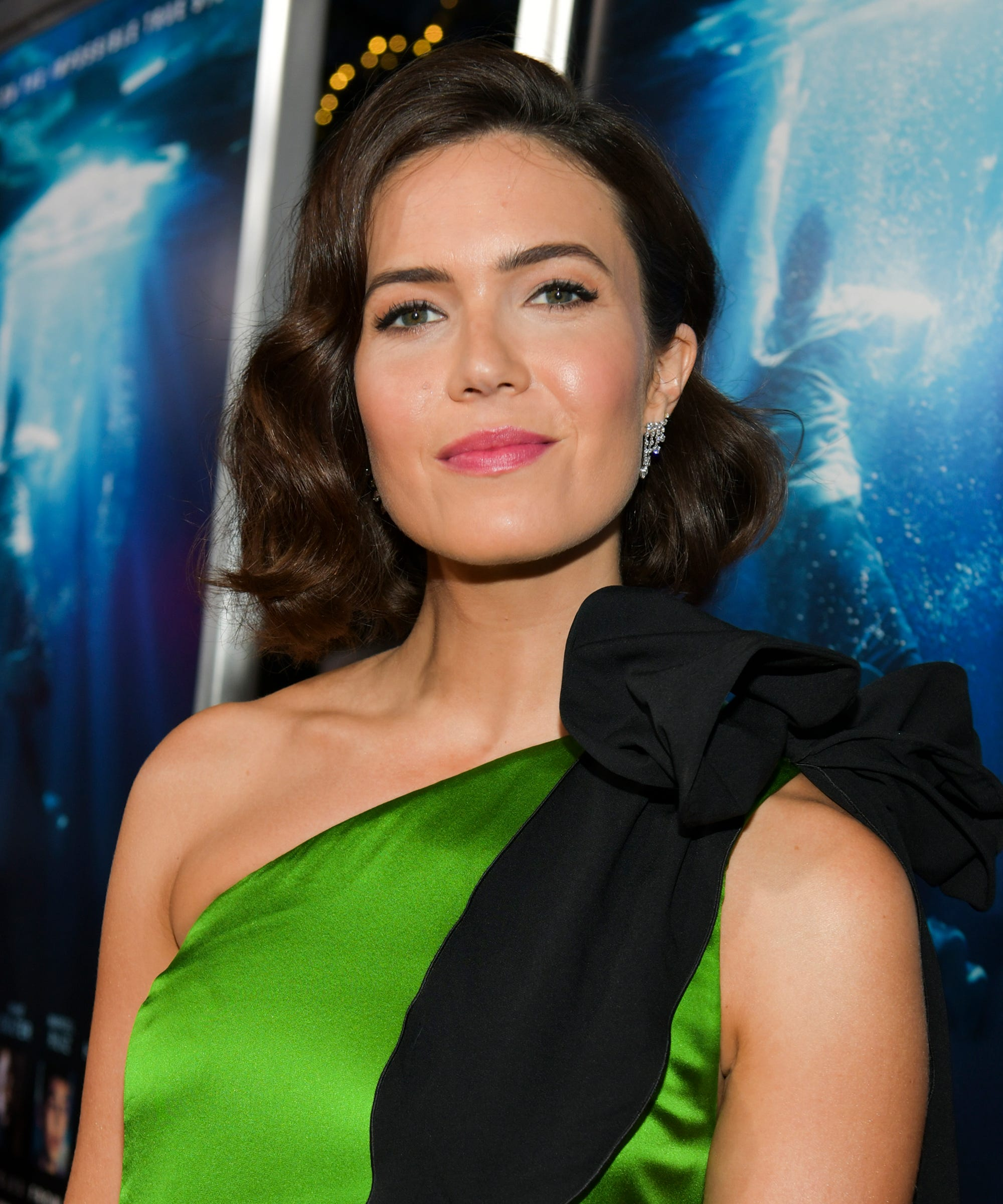Mandy Moore Is Trekking Up Everest During The Mountain's Deadliest Year In Decades