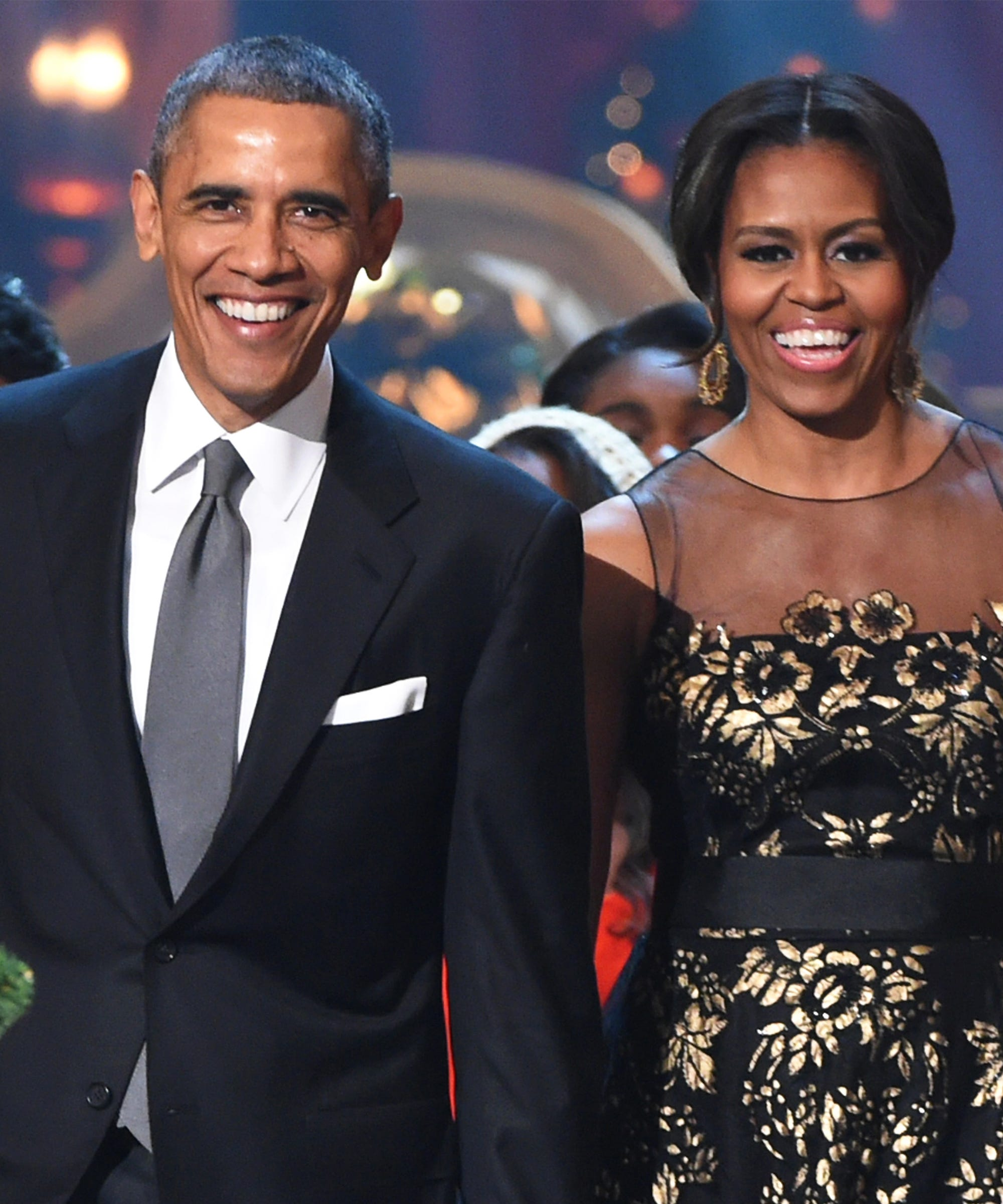Obama Family Christmas Photo Twitter Reactions