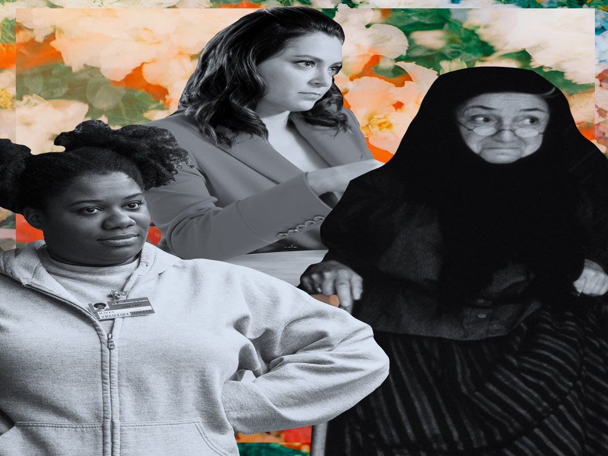 28 Characters That Changed The Game For Jewish Women On-Screen — Right? Of Course Right.