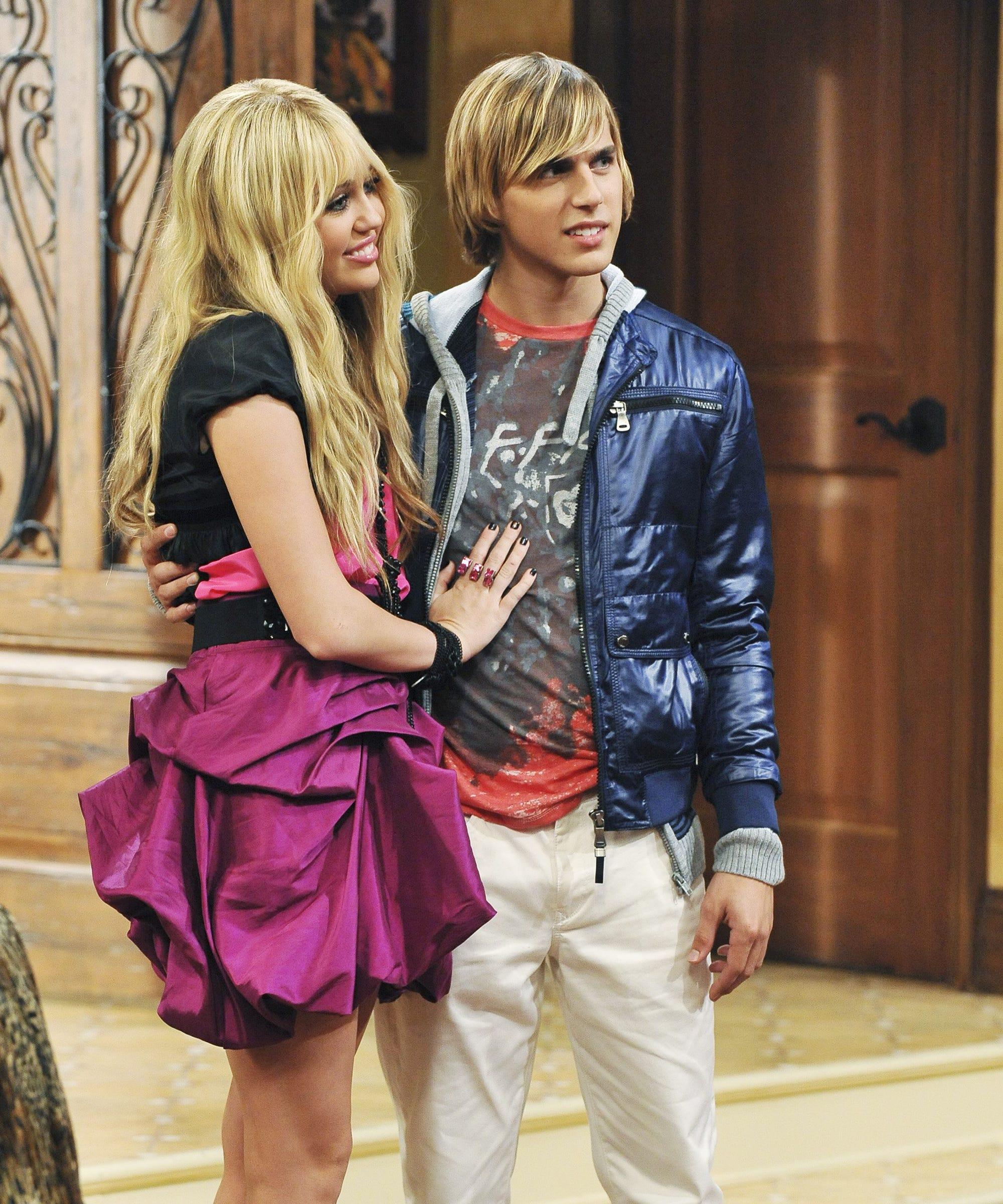 Cody Linley Miley Cyrus Hannah Montana Dating