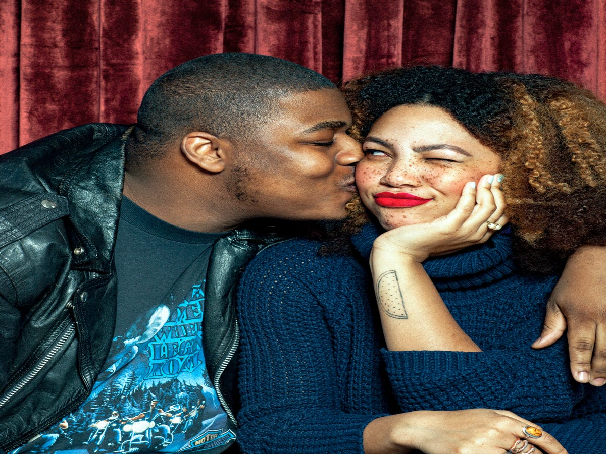 5 Couples Put Long-Wear Lipstick To The Ultimate Test