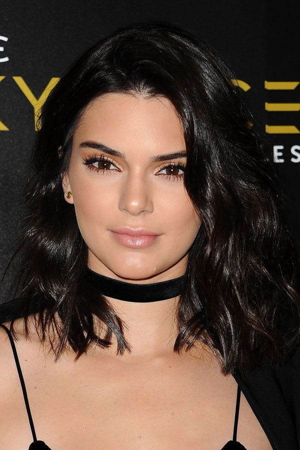 Kendall Jenner Birthday Beauty Style Evolution