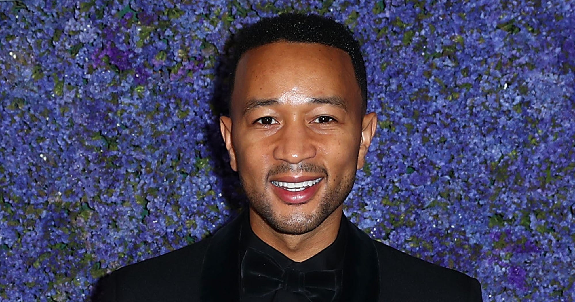 John Legend Became The Next James Bond — At His Birthday Party
