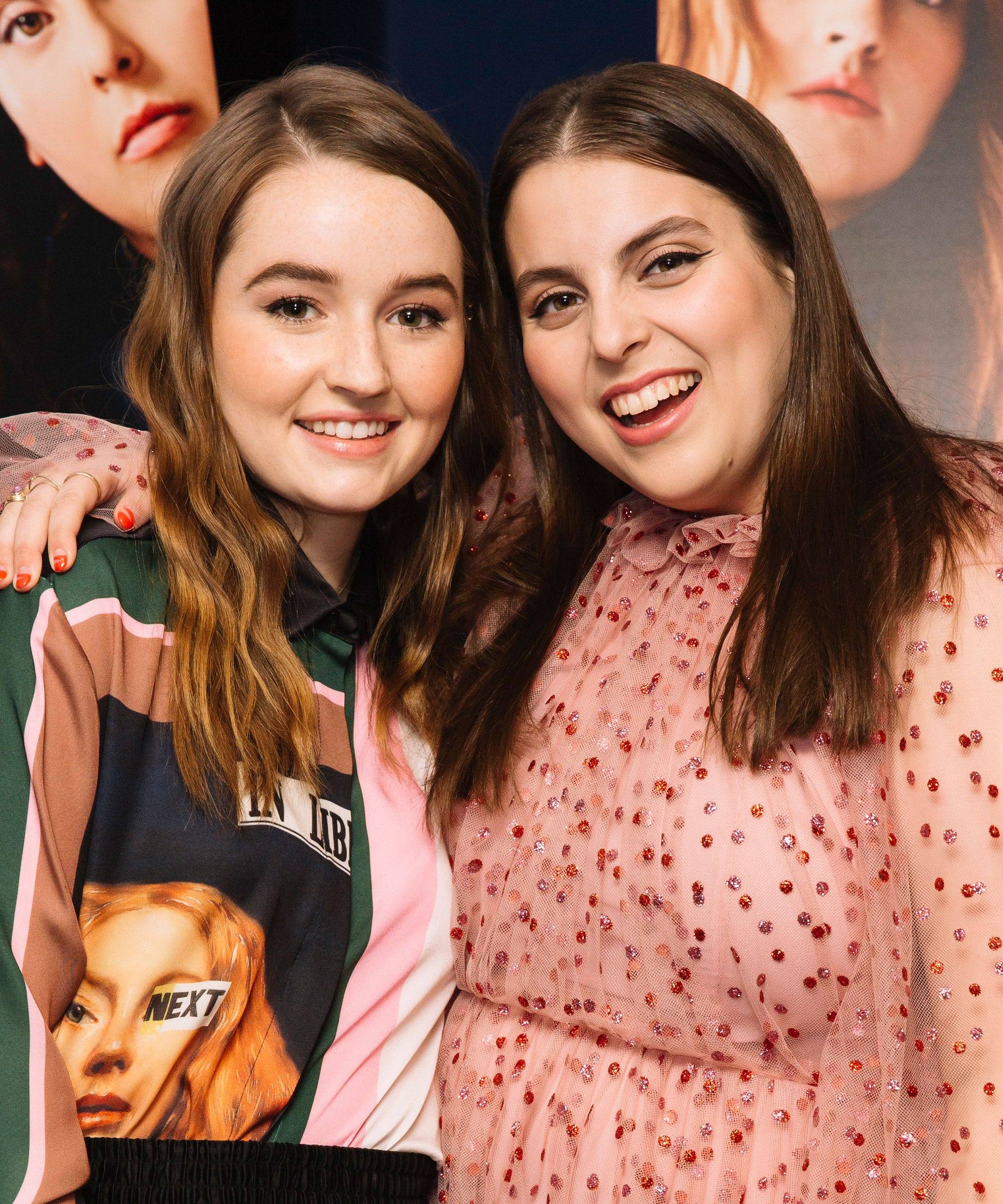 """Booksmart's Beanie Feldstein & Kaitlyn Dever Play """"Who's Most Likely To...?"""""""