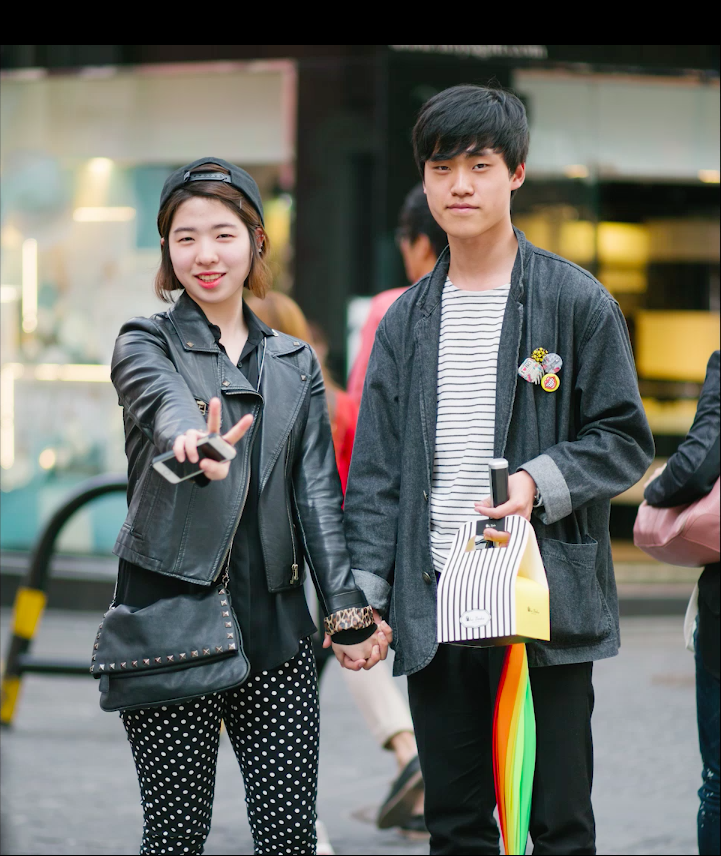 4c925fe732 Korea Matchy Matchy Couple Look Outfits