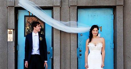 This Intimate Brooklyn Wedding Has Us Feeling Feelings