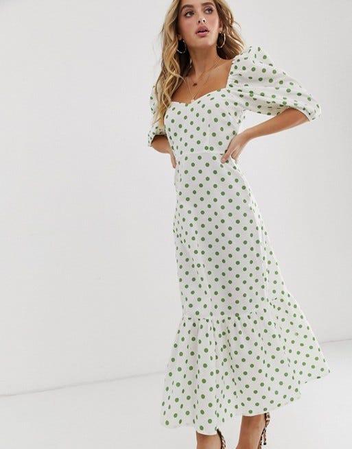 198c834f4091 Best New Peplum Hemline Dresses & Skirts 2019