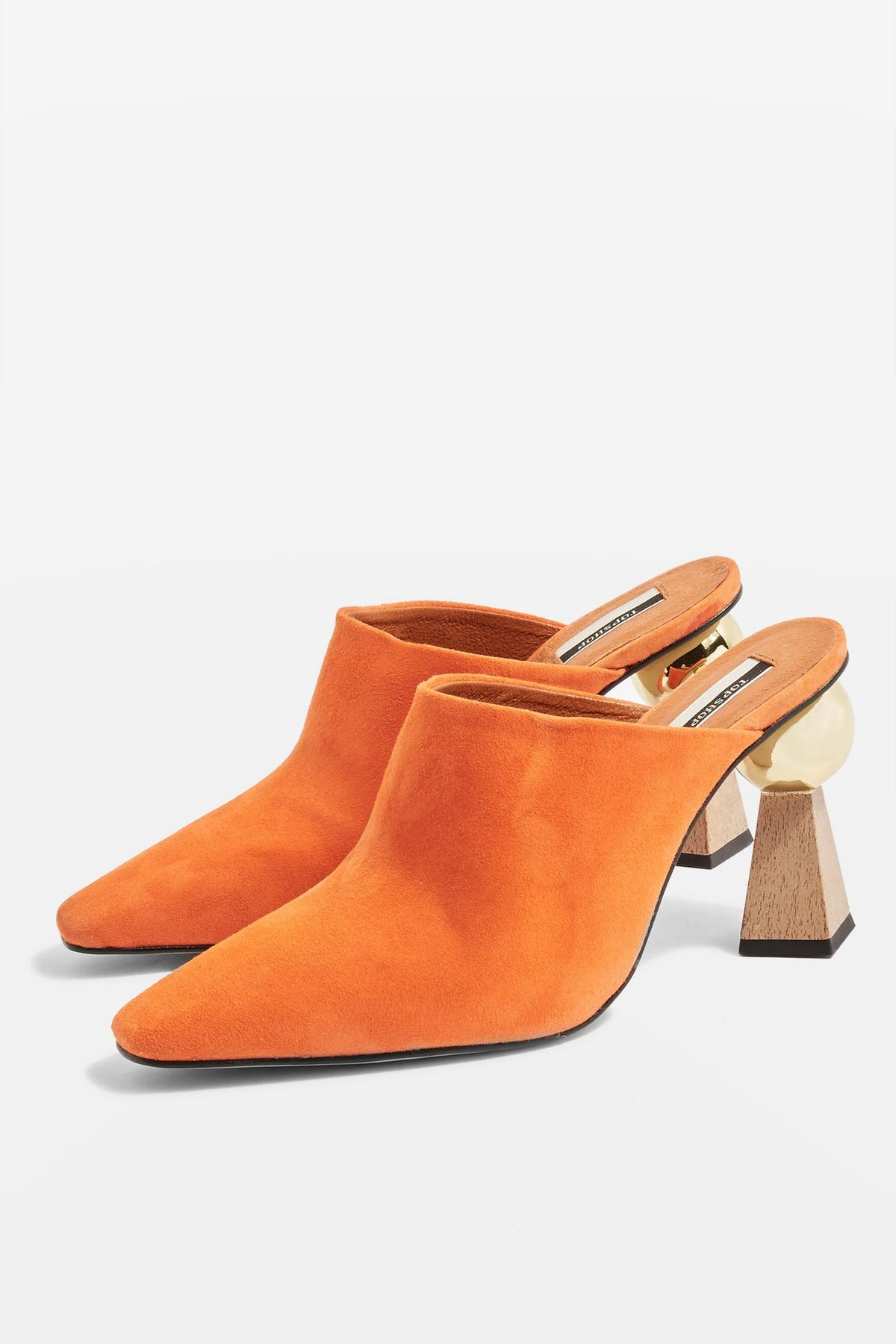 9e6e366f106 Sculptural Heels, The Work-Of-Art Shoe Trend You Need