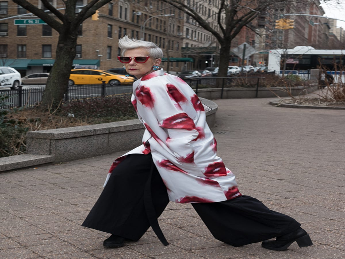 Blogger Lyn Slater Is Sick Of Being Singled Out For Her Age