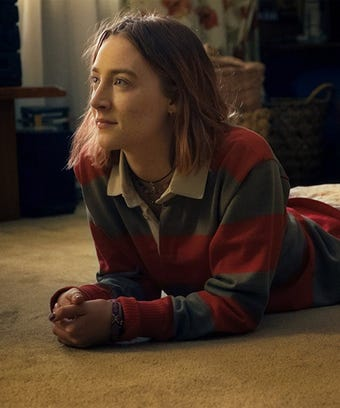 Saoirse Ronan Lady Bird Ending New York Scene Explained