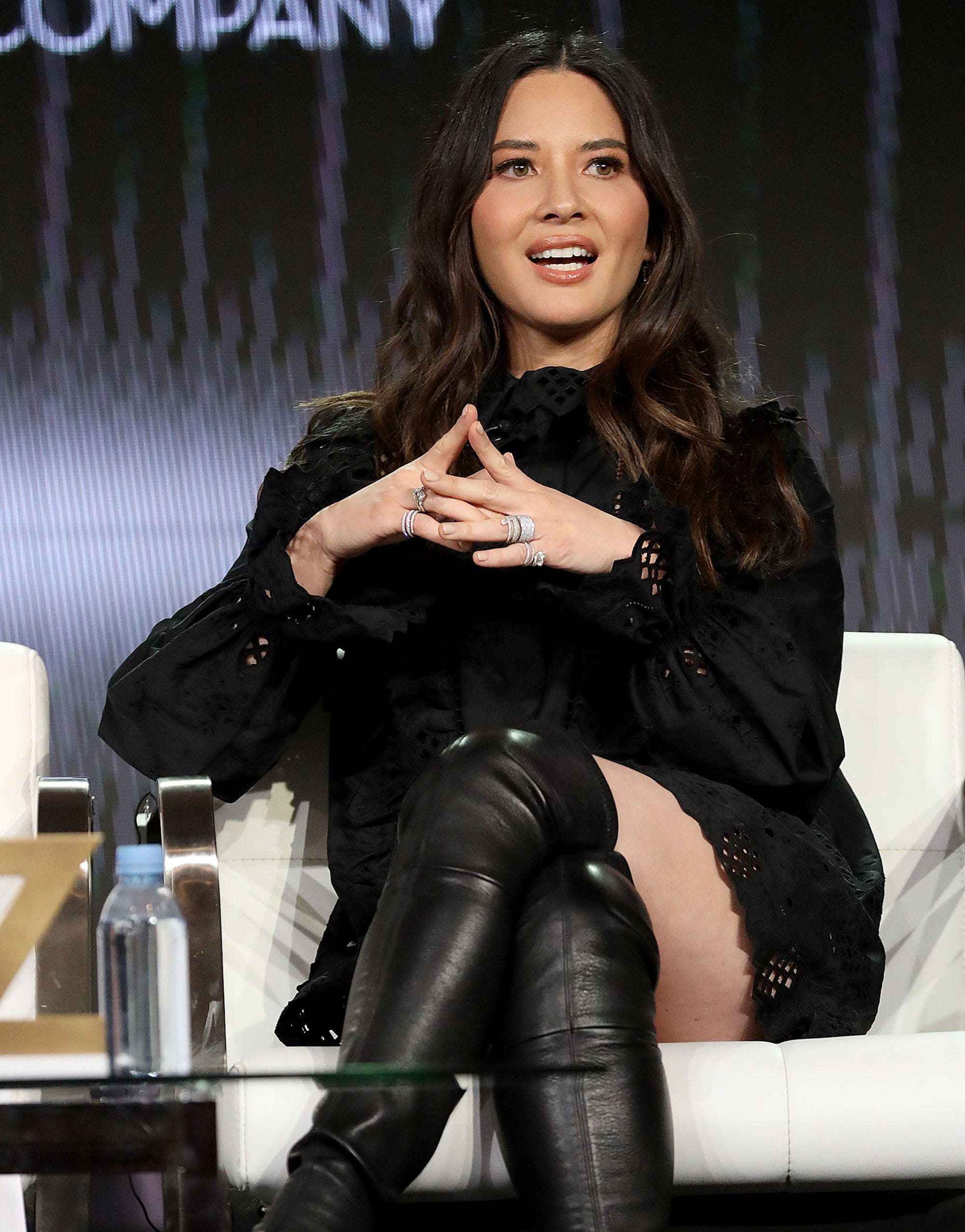 Celebrites Olivia Munn naked (98 photo), Topless, Bikini, Feet, butt 2015