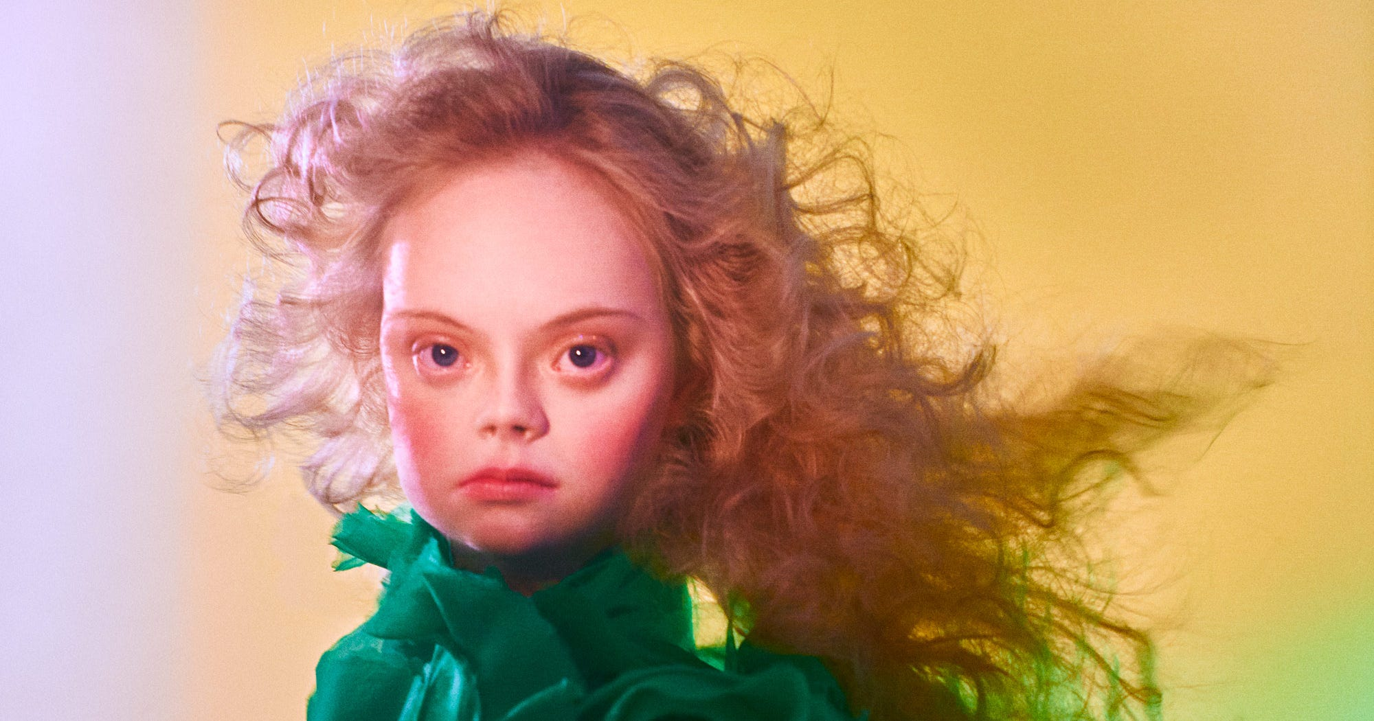 The Radical Beauty Project: Changing How We See People With Down's Syndrome