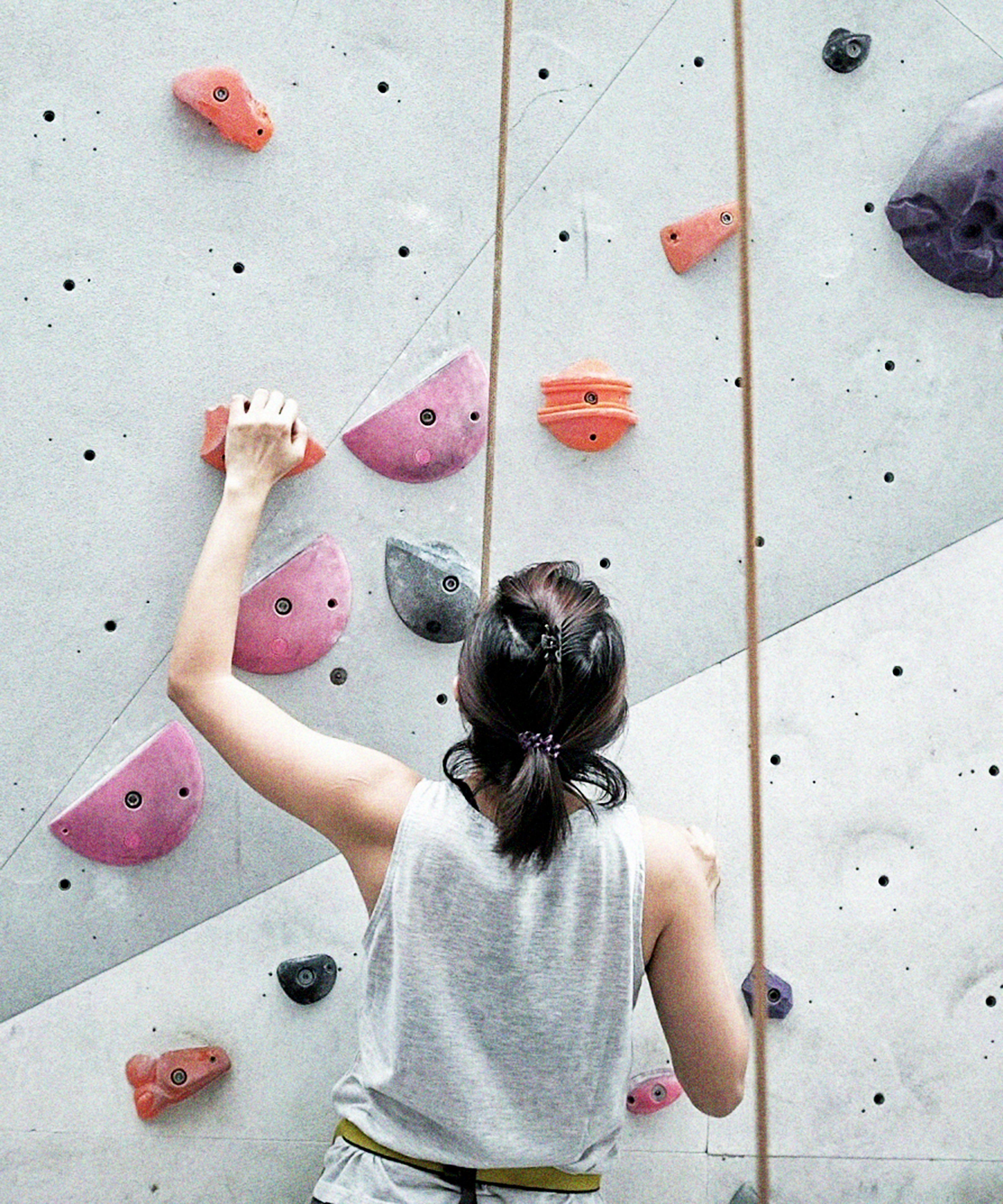 best rock climbing in nyc indoor gyms outdoor parks