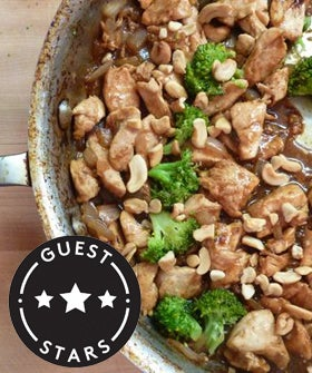 DIY Chicken & Broccoli (That's Way Better Than Take Out)