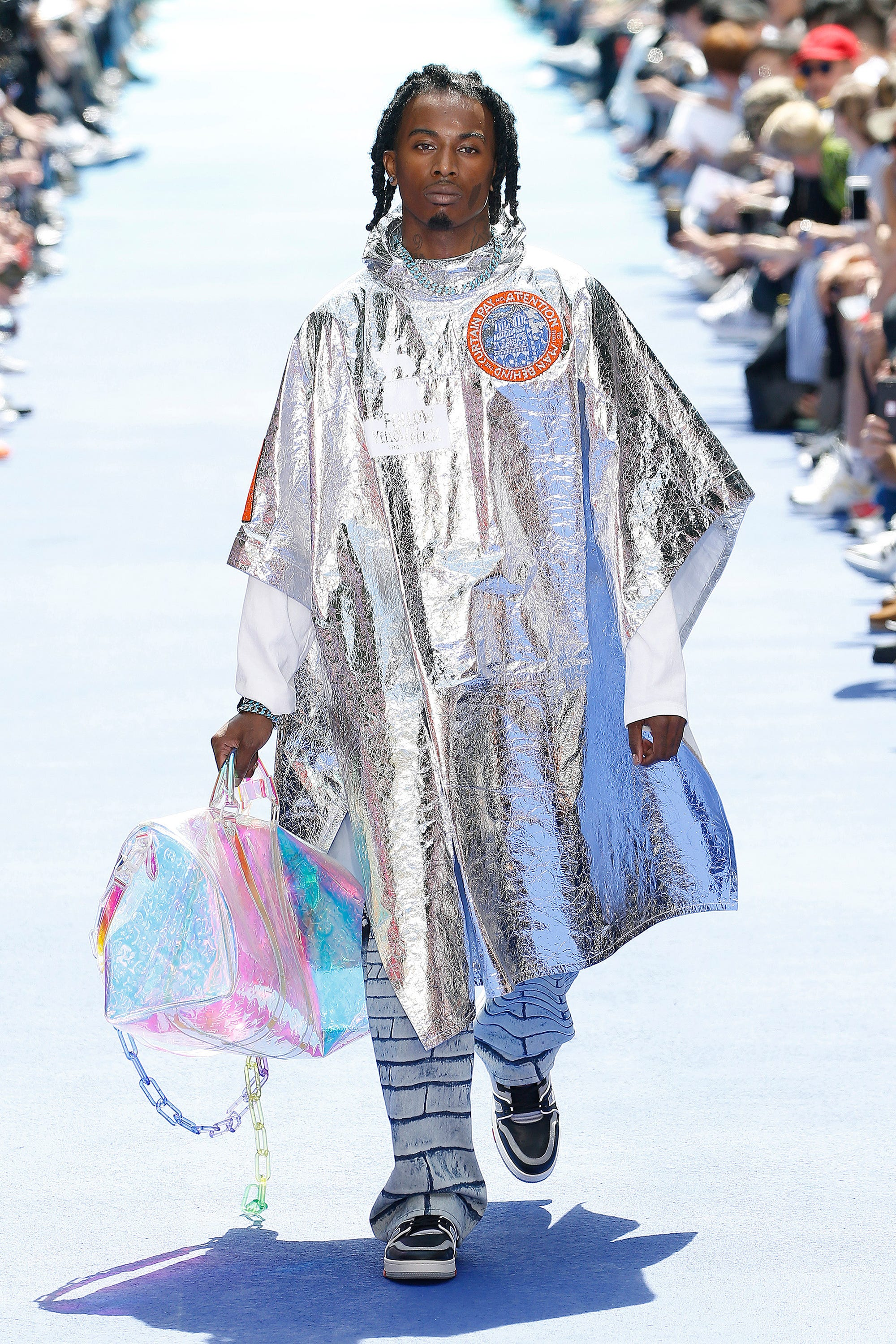 15115645ba6 Virgil Abloh Louis Vuitton Spring 2019 Collection