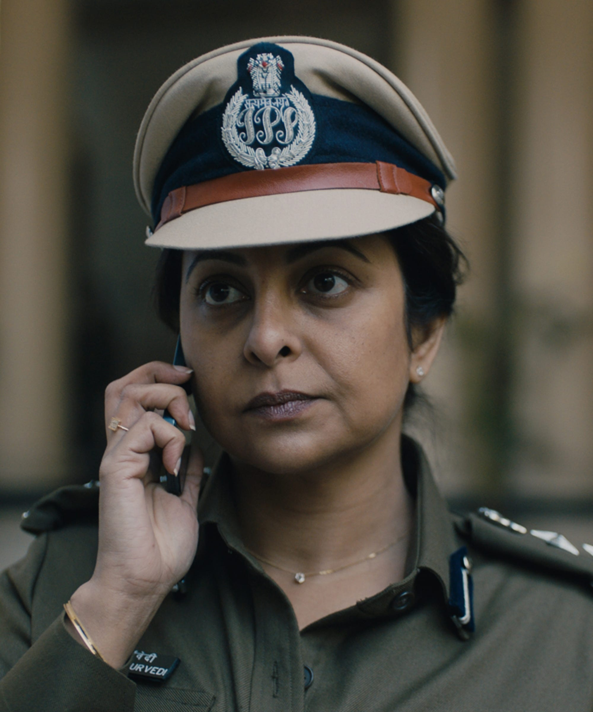 Vartika Chaturvedi In Delhi Crime Is Based On A Very Real, Very Important Woman