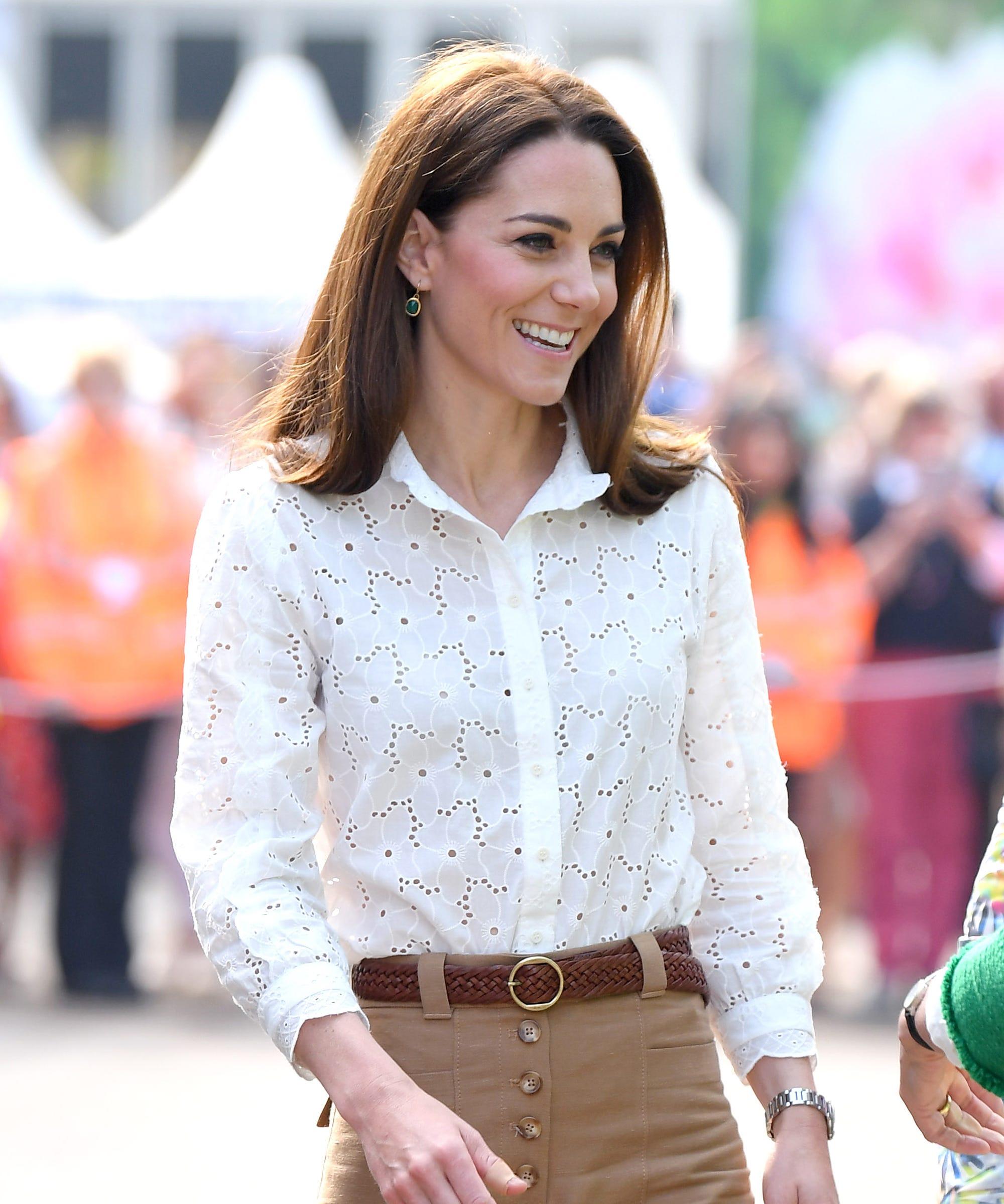 Kate Middleton's Superga Sneakers Are On Sale At Amazon
