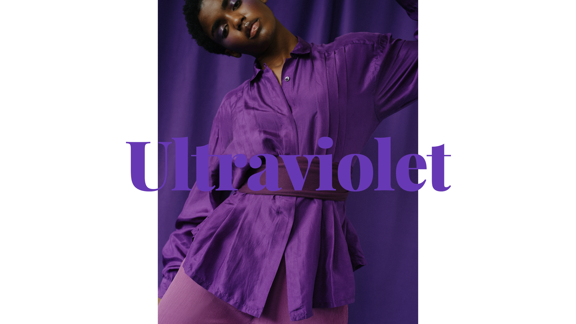 A History Of Colour In Fashion - Photo Series