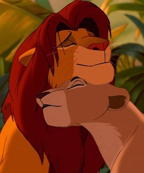 Scar lion king precisely dating