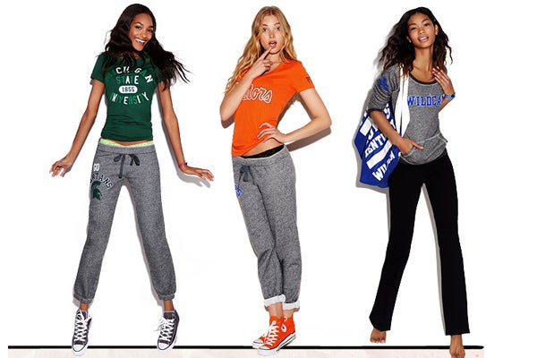 689128623941b Campus Gear- Cute College Apparel For Women